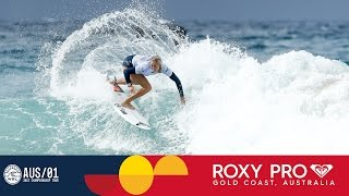 Wright vs. Van Dijk vs. Lock - Roxy Pro Gold Coast 2017 Round One