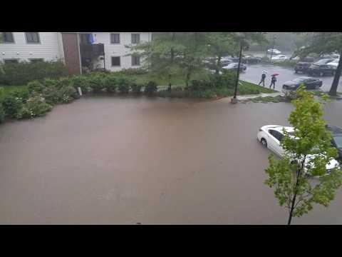 Flooding Plainsboro, NJ