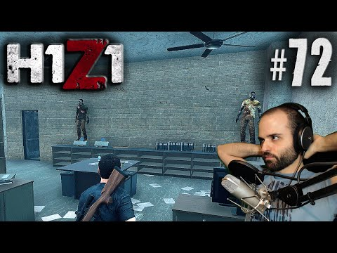 H1Z1 #72 | SOLO vs HACKER | Gameplay Español