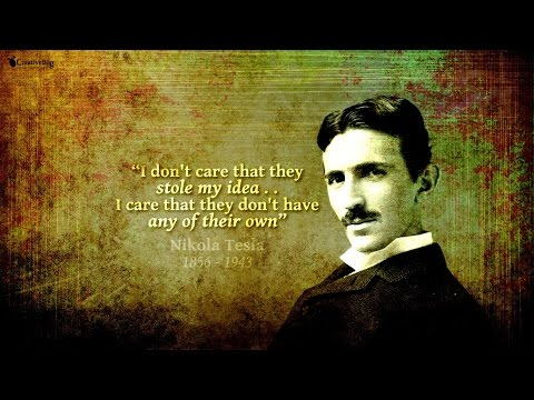 NIKOLA TESLA documentary 2015 - BEST Documentary about TESLA