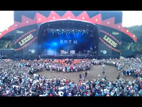 Bring Me The Horizon - Wall Of Death - Leeds Festival 2011