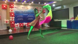 Bollywood Salsa dance performance