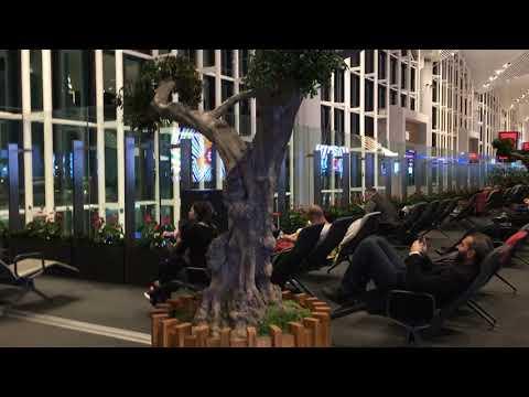 Новый аэропорт Стамбула.  Часть 1.