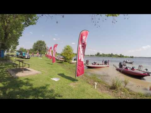 Shoreline Time Lapse - 2017 Skeeter Owner's Tournament