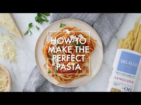 Pasta 101: Cooking Perfect Pasta Every Time