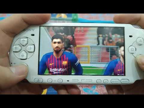 Pes 2020 Playstation Portable 3000 ( Psp 3000 )