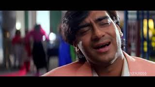 Kitna Haseen Chehra   Dilwale Songs   Ajay Devgan   Raveena Tandon   Kumar Sanu   Kumar Sanu