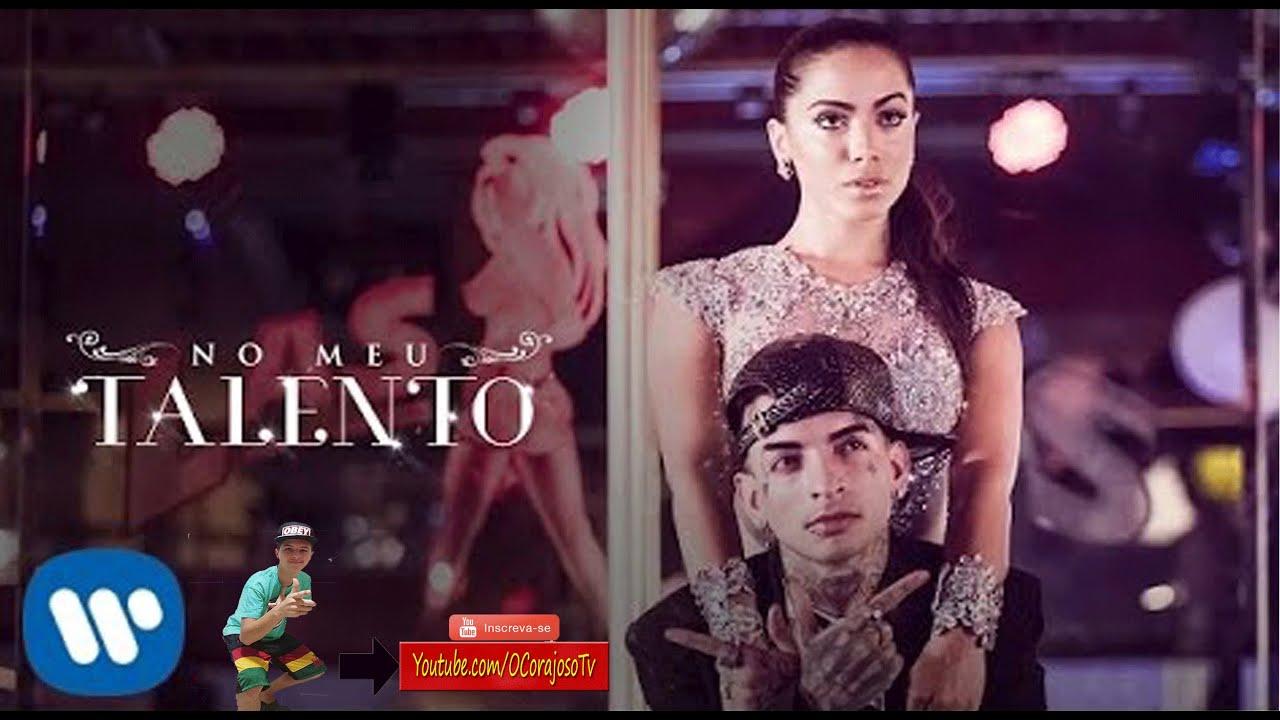Download Anitta - No meu Talento - Feat. Mc Guime (Letra) (Lyric Video)