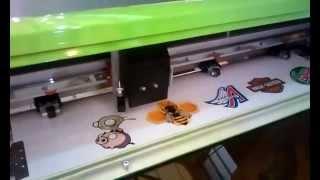 Р-ПЛОТТЕРА (Містер Плоттер БГ) - JK 600 друкуючого-ріжучого принтера