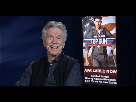 TOM SKERRITT | TOP GUN BLU RAY | 30TH ANNIVERSARY INTERVIEW