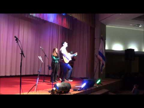 Rick Recht at Adat Shalom Synagogue Compilation 2013