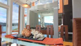 A Modern Waterfront Glass & Steel Masterpiece $6,875,000