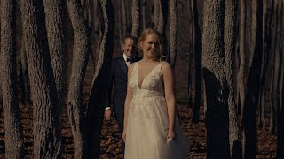 Chilly November Wedding in the Smokey Mountains / The Vineyards at Betty's Creek - Sylva NC