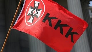 KKK 'White Lives Matter' Protest Ends In Several Stabbings And Arrests - Newsy