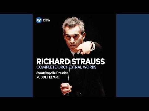 Sinfonia Domestica, Op. 53, TrV 209: Scherzo. Munter