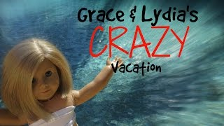Gambar cover Grace & Lydia's Crazy Vacation! ~ AGSM