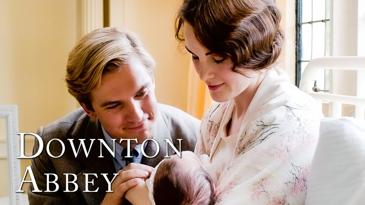 Download A Baby and Matthew Dead on the Road | Downton Abbey