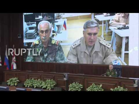 Russia: MoD confirms US-led coalition airstrikes on Syrian troops