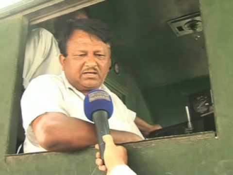 Muhammad Farooq Khan (Railway Train Driver) Interview to SAMAA TV Channel