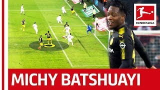 "Dortmund's Batshuayi and His Dream Debut - The ""Batsman"" Analysis"