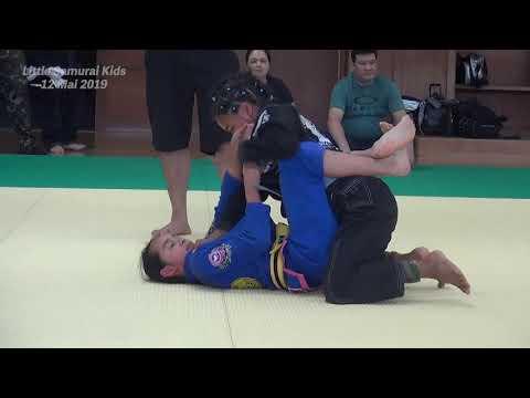 FL - Samurai Kids - Luta 22