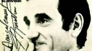 Charles Aznavour - Spiel Zigeuner [Les deux guitares]