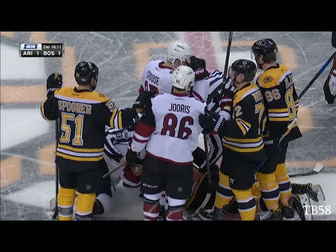 BIGGEST NHL Hits Of 2016-2017 Season (HD)