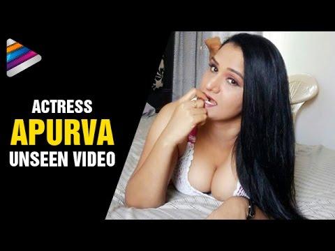 Actress Apurva Latest Photoshoot | Celebs Latest Photoshoot | Apurva Photos | Telugu Filmnagar