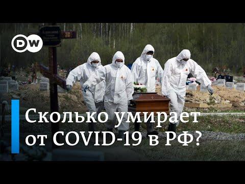 Почему статистика по коронавирусу в РФ вызвает вопросы?