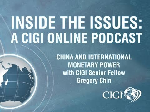 Inside the Issues Ep. 15: China and International Monetary Power