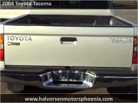 2004 Toyota Tacoma Used Cars Phoenix Az Youtube