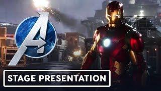 Marvel's Avengers Game Full Reveal Presentation - E3 2019