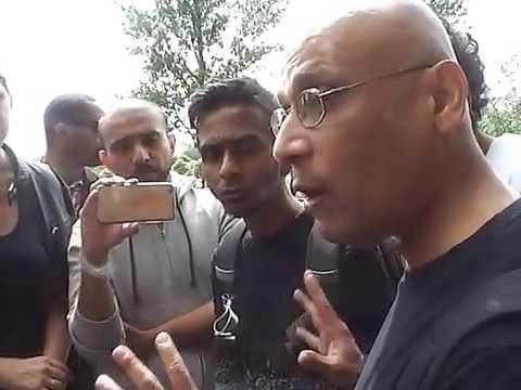 Bro Tariq & Bro Mansoor Ahmed - Did Humans Exist Before Adam || Speaker Corner 2016 || - Youtube -