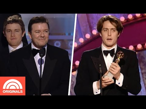 The Funniest Golden Globes Acceptance Speeches Of The Past 25 Years   TODAY Original