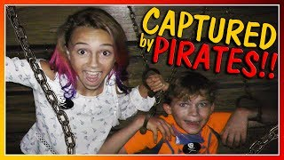 WE'VE BEEN CAPTURED BY PIRATES! | We Are The Davises