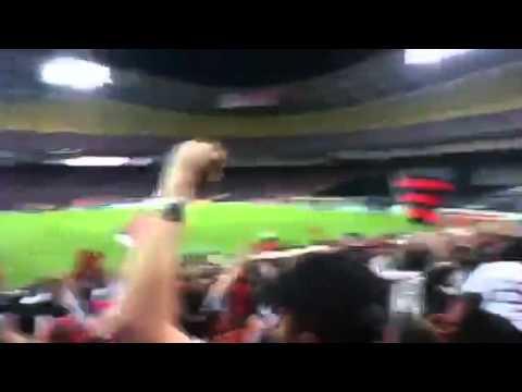 DC United goal celebration