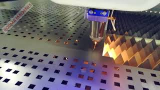 RODMA MACHINES: листогибы и лазеры с ЧПУ