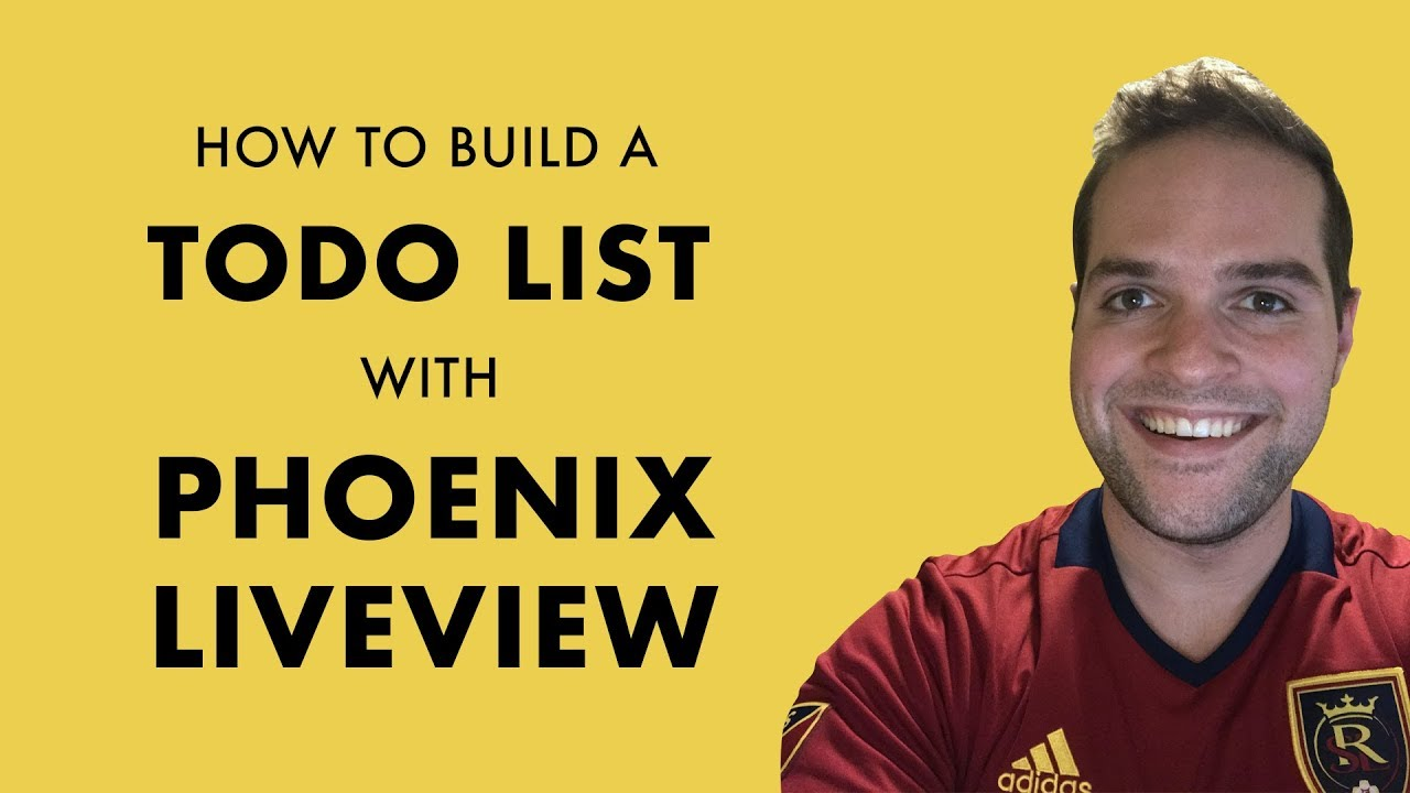 How to Build a Todo List with Phoenix LiveView