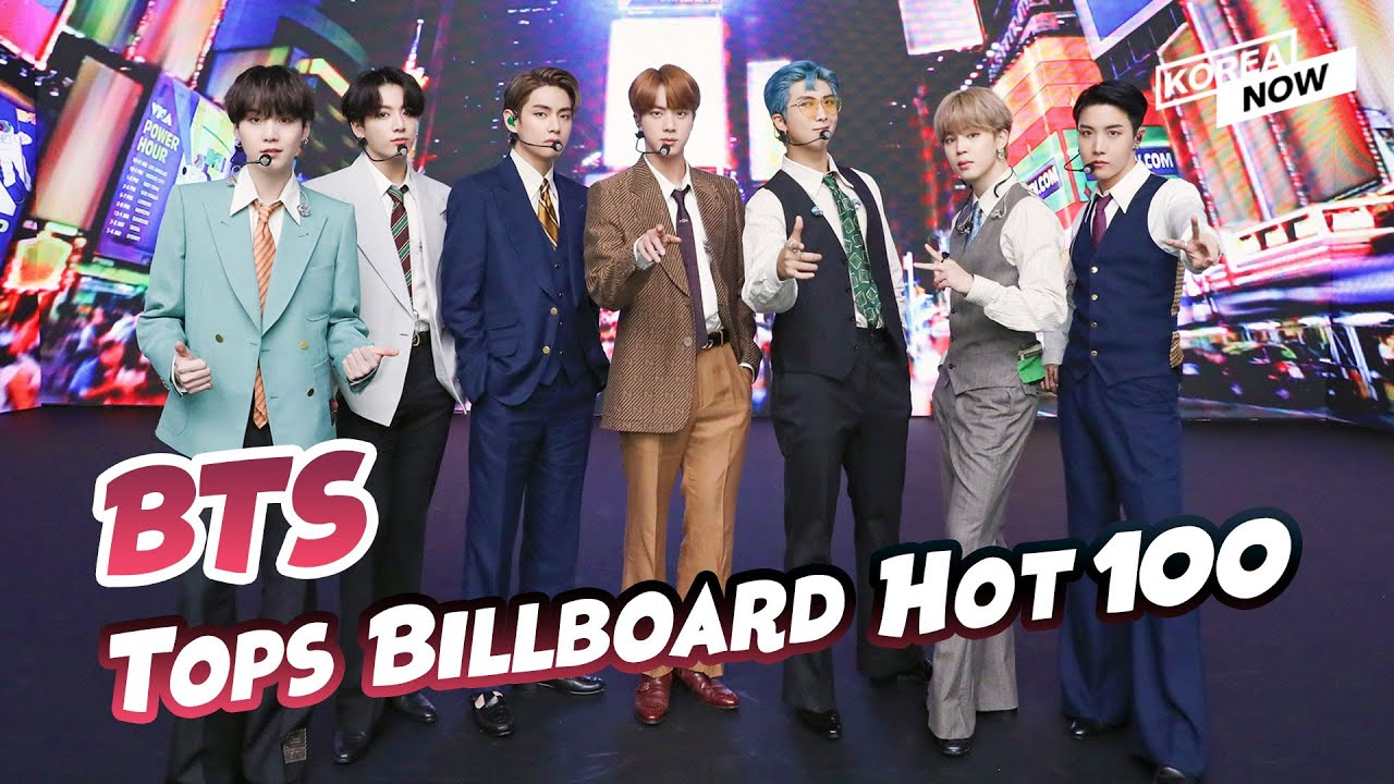 BTS writes another K-pop history; conquering Billboard's Hot 100 for the first time with 'Dynamite' thumbnail
