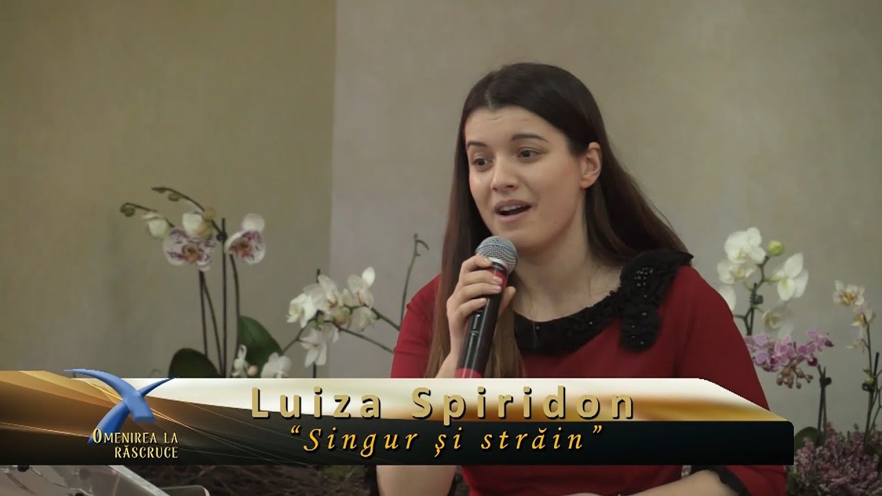 SOLO Y EXTRANJERO - Luiza Spiridon