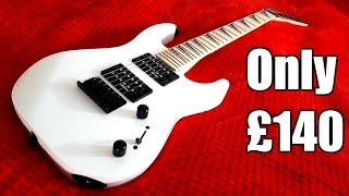 Making a £140 Jackson Minion Dinky Guitar Scream