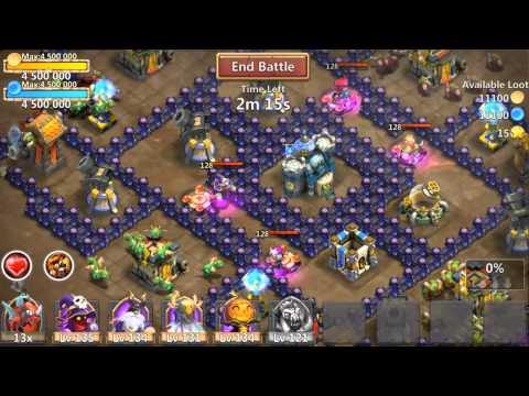 Castle Clash 1.2.550 Mod Apk (Unlimited Money) - Apkandios.Com