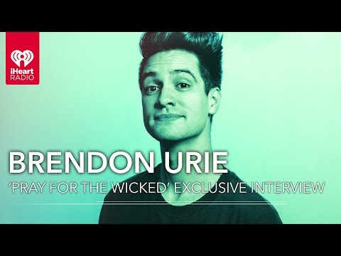 Brendon Urie 'Pray For The Wicked' Exclusive Behind The Music Interview