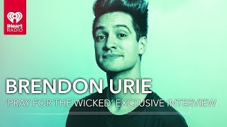 Brendon Urie Pray For The Wicked Exclusive Behind The Music Interview