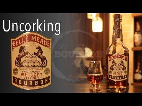 Uncorking Belle Meade Bourbon