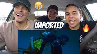 Jessie Reyez & 6LACK - Imported (REACTION REVIEW)