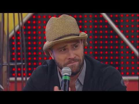 Marcelo Ié Ié comenta participação em A Fazenda e brinca com Gretchen
