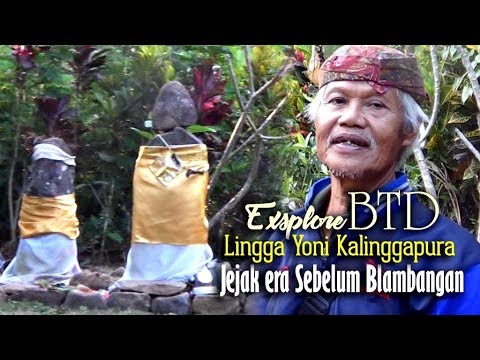 Exsplore Team BTD - Lingga Yoni Kalinggapura Jejak Era Sebelum Blambangan