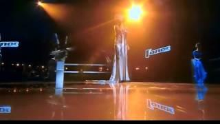 Памятные моменты Наргиз Закирова шоу голос 2013