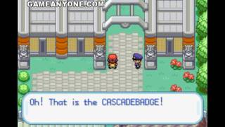 Pokemon Fire red walkthrough part 59: To the Pokemon League!